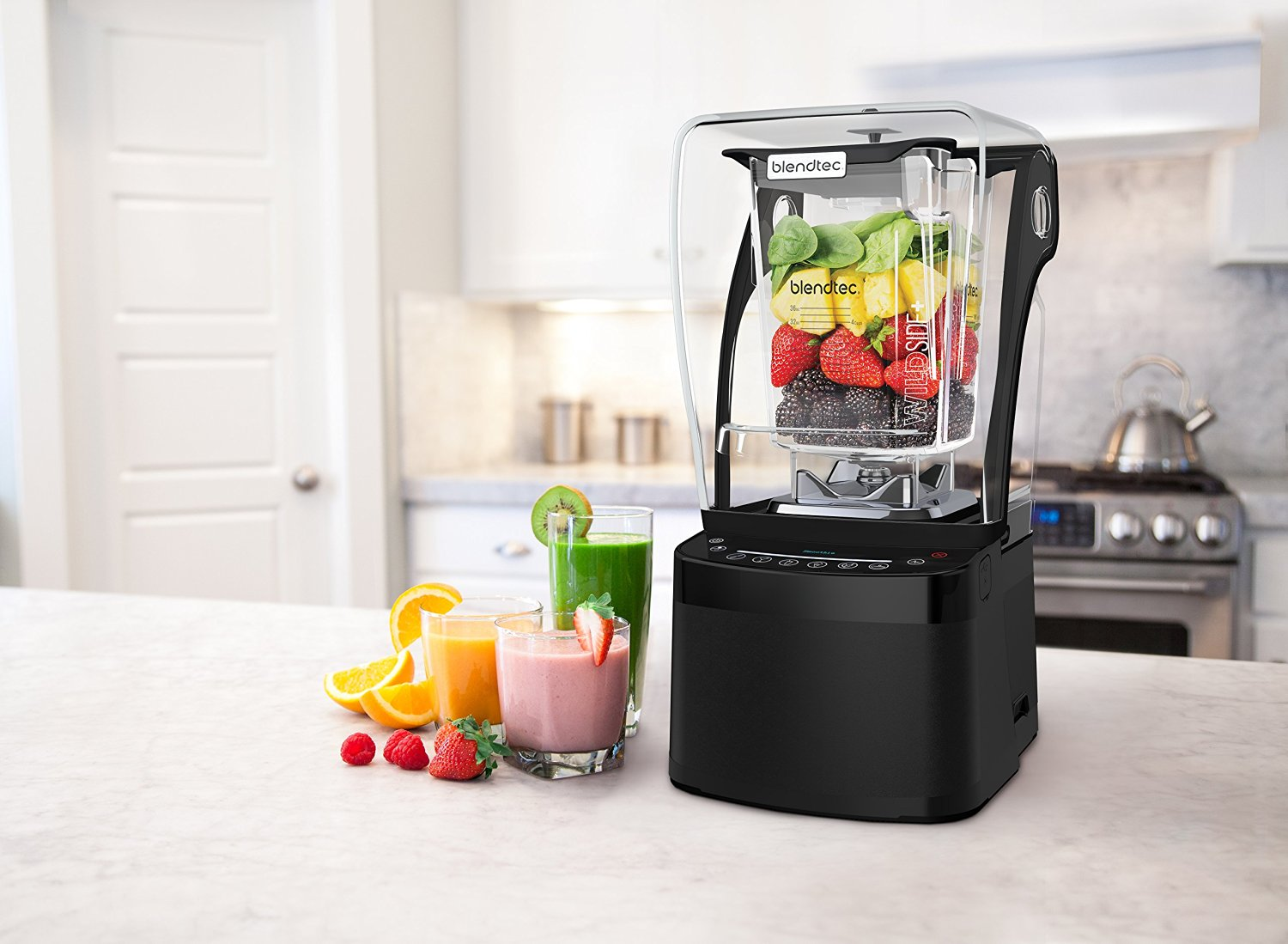 blendtec pro 800 wildside jar black